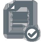 Document checkmark icon