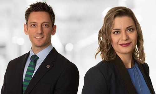 Goran Calic and Maryam Ghasemaghaei